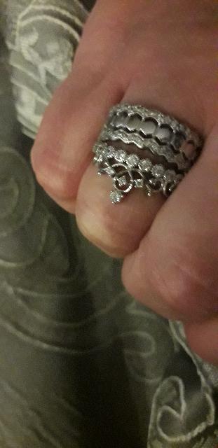 Кольцо- корона.