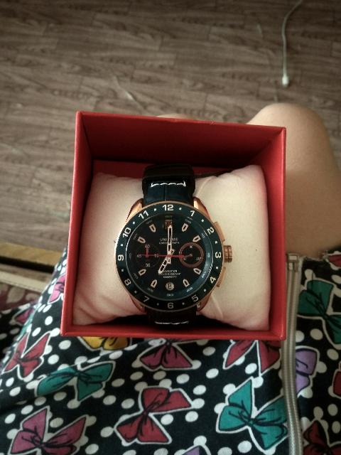 Прекрасные, стильные мужские часы!