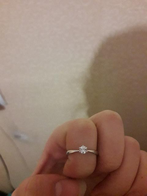 Увидела это кольцо и влюбилась 😍