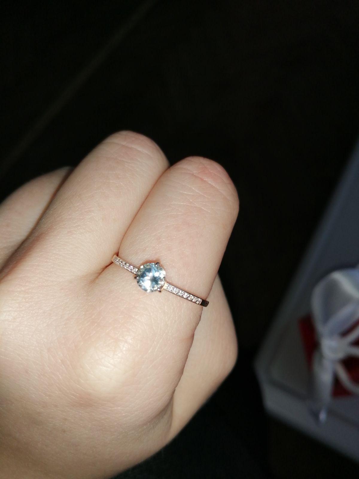 Великолепное кольцо, советую всем!!! По очень я бы сказала привлекательной цене
