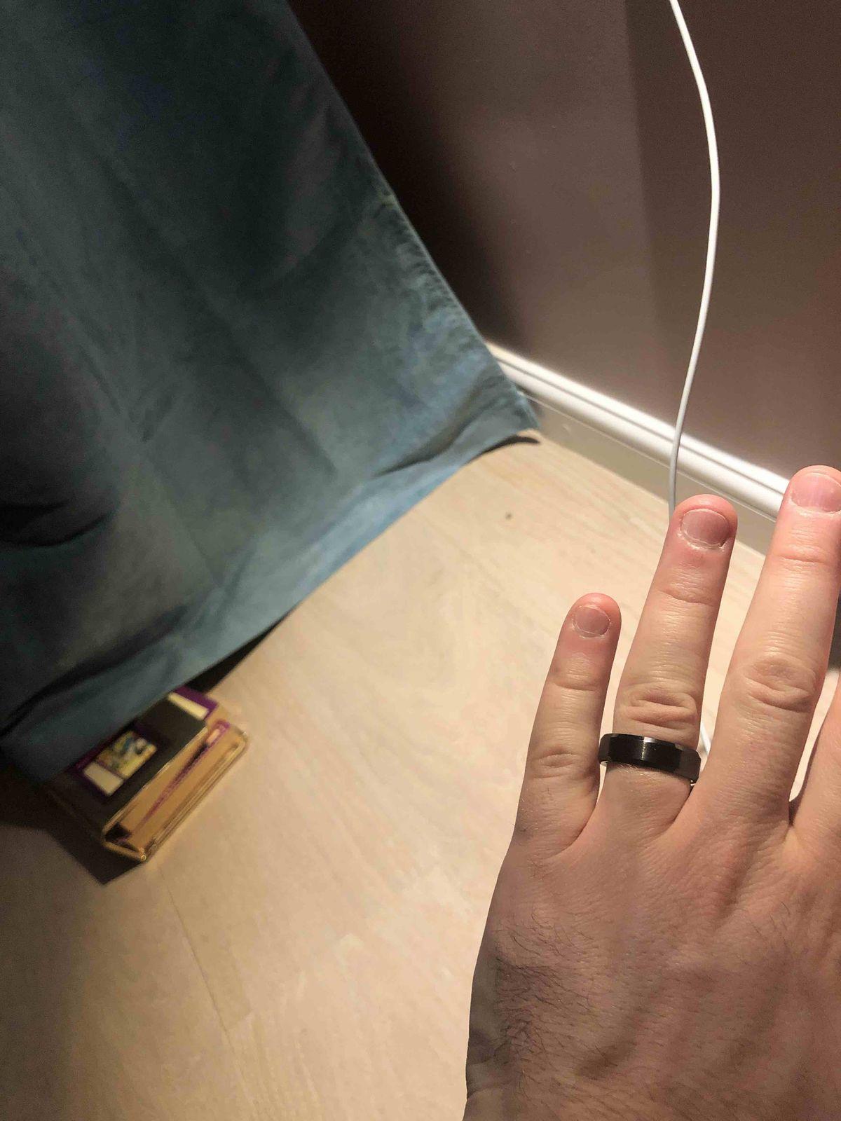 Кольцо мужу