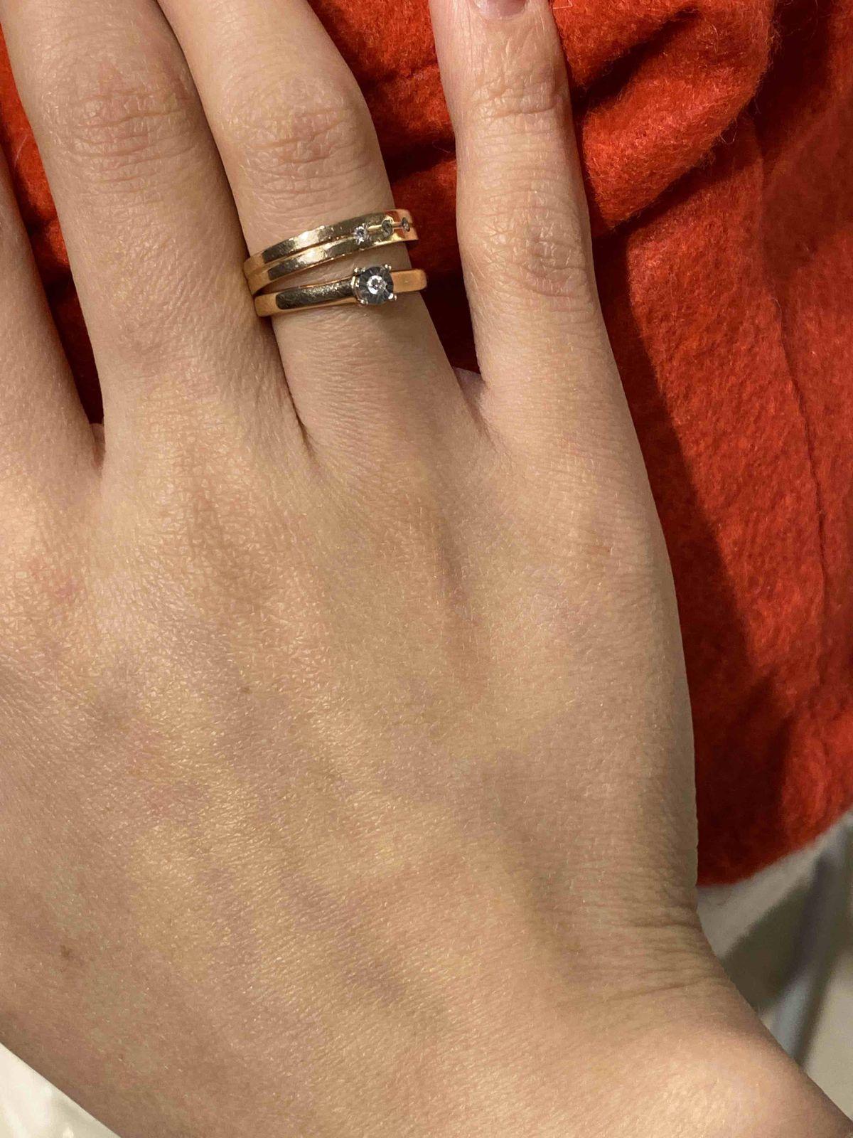 Кольцо к обручальному кольцу