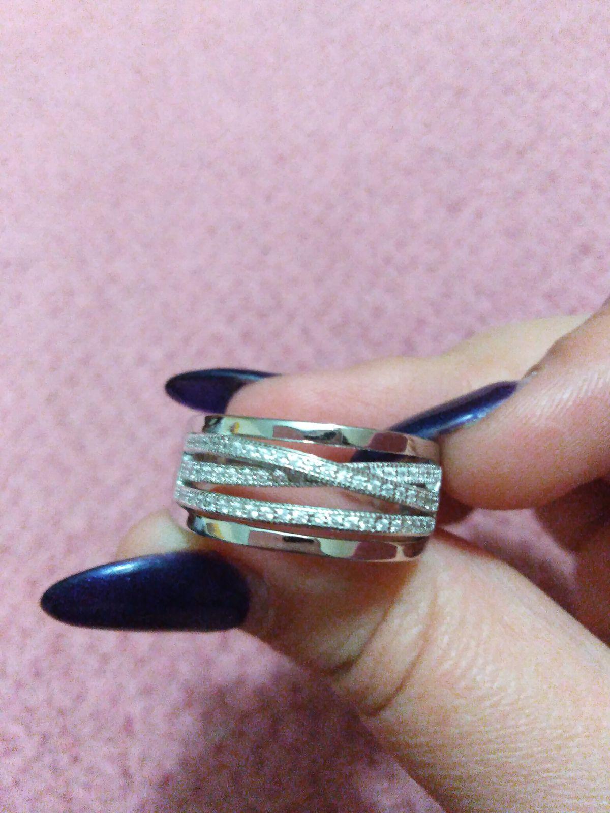Объёмное кольцо