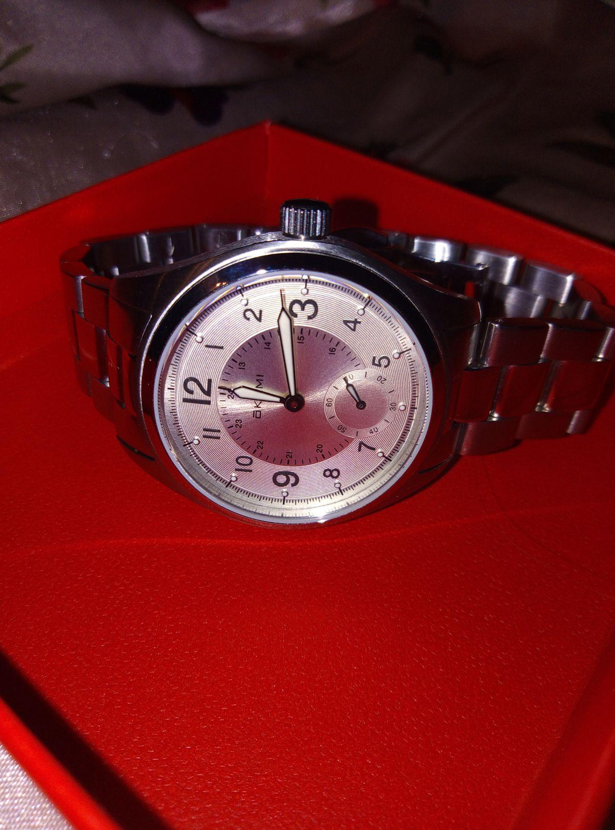 Суперские часы - стильные!!!