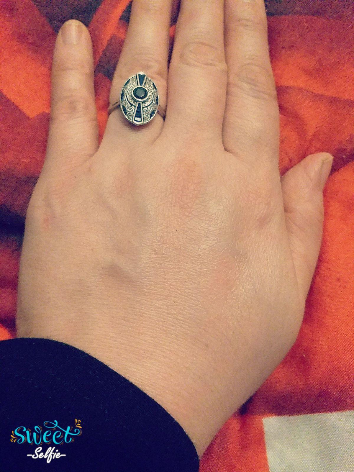 Классное кольцо супер.