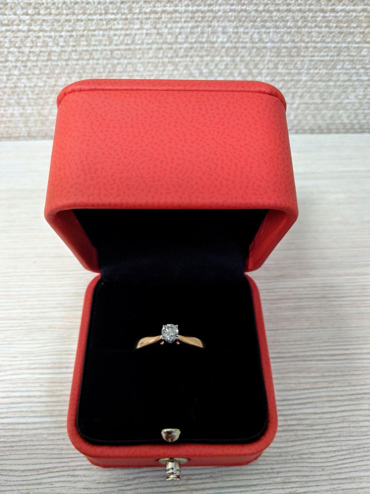 Если нужно кольцо, но вы в этом не разбираетесь, берите это, не пожалеете.