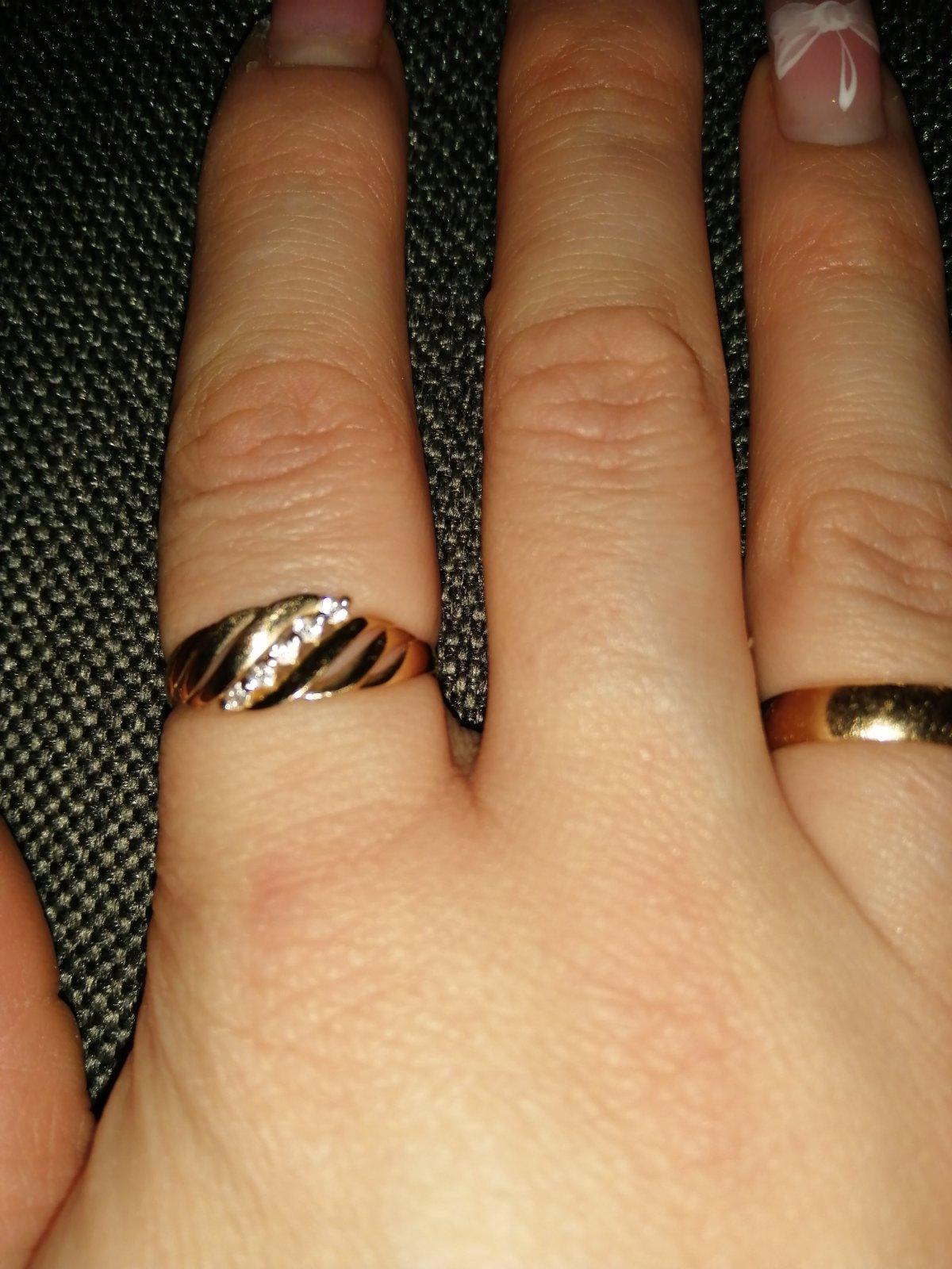 Кольцо замечательное !