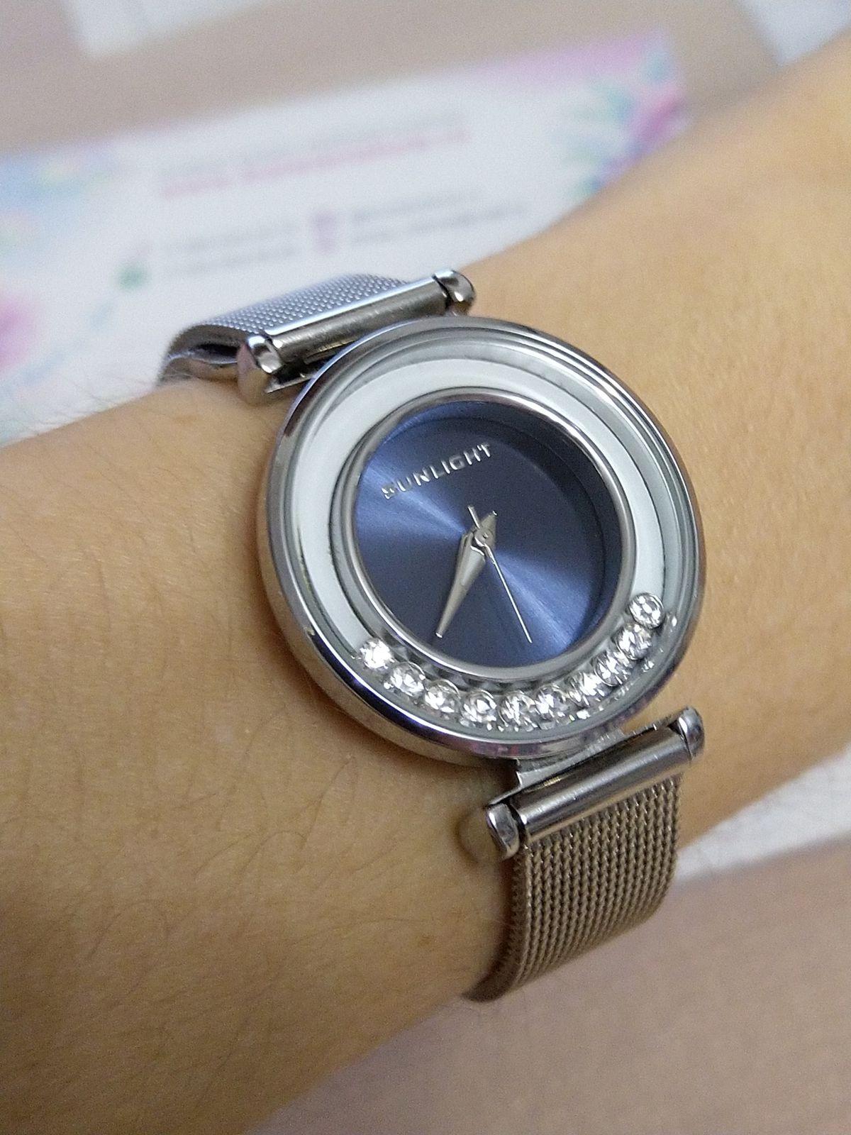 Супер часы, удобные и надёжные!