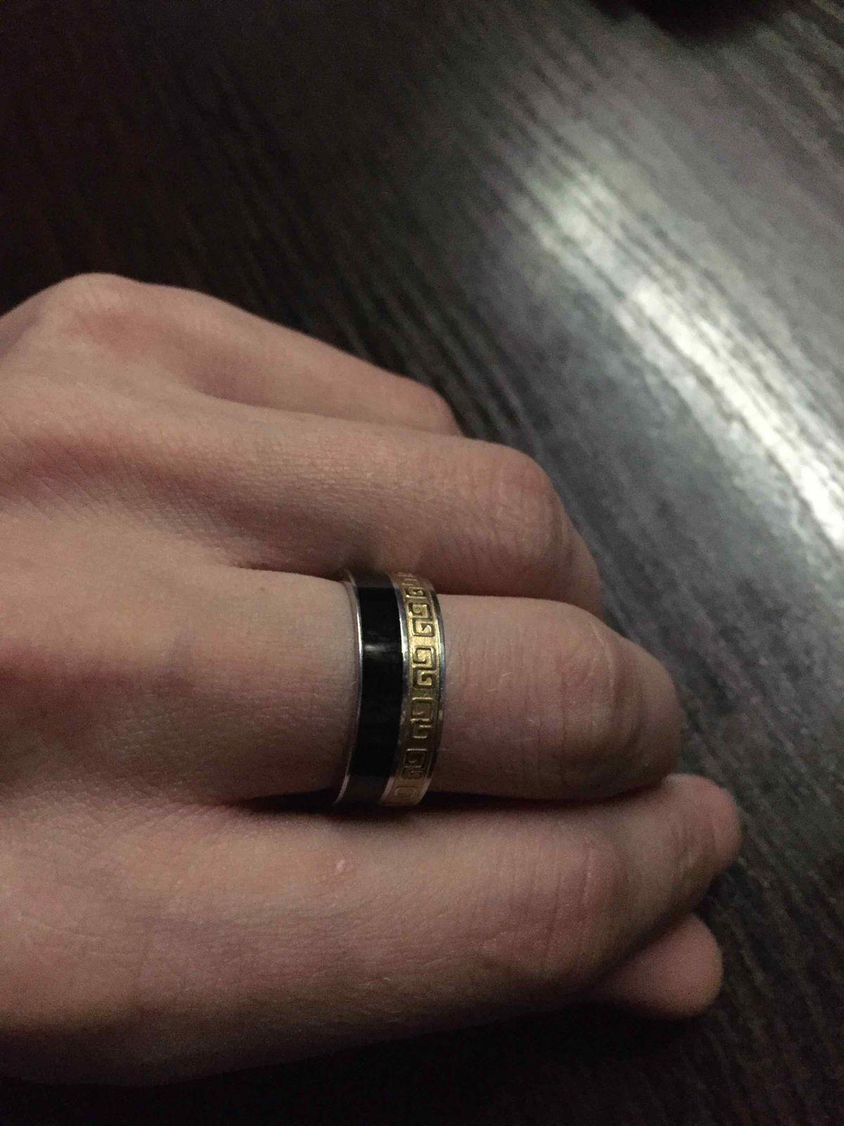Невероятно шикарное кольцо!