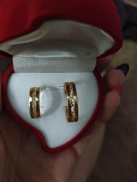 Отличные кольца.