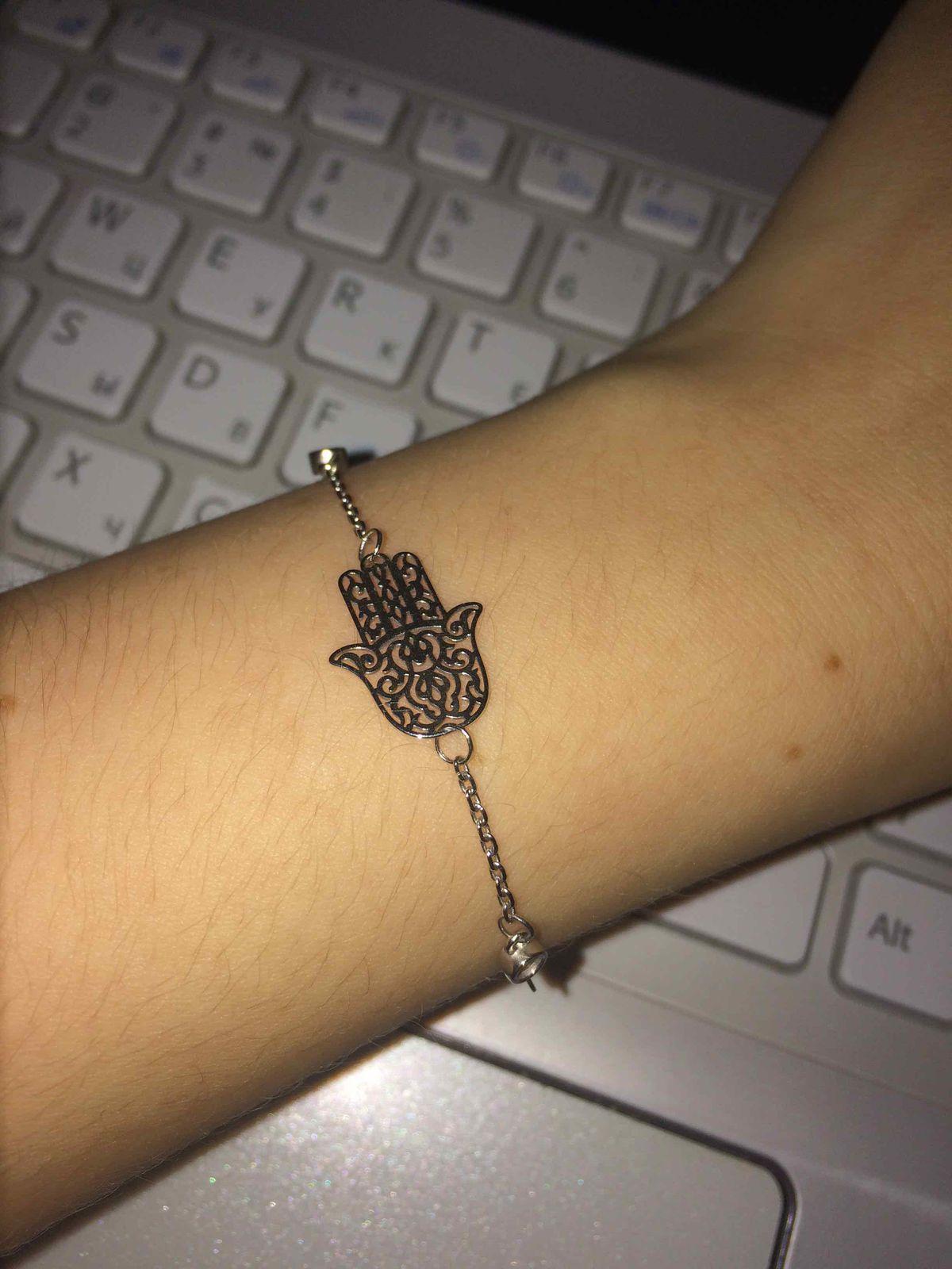 Браслет «рука Фатимы»