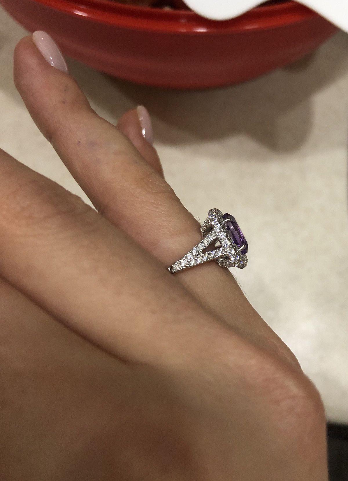 Потрясающее кольцо !