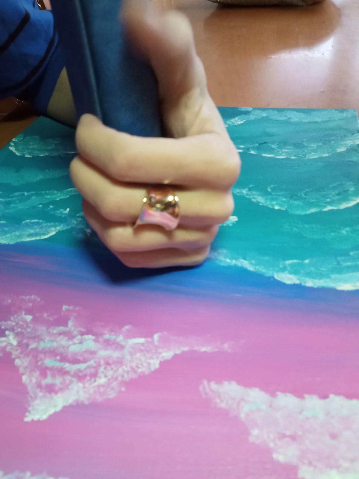 Восхитительное модное кольцо!