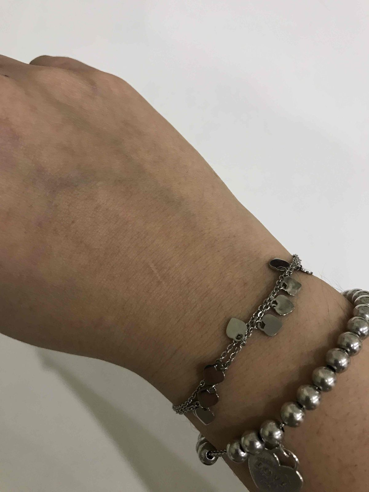 Легкий и красивый браслет