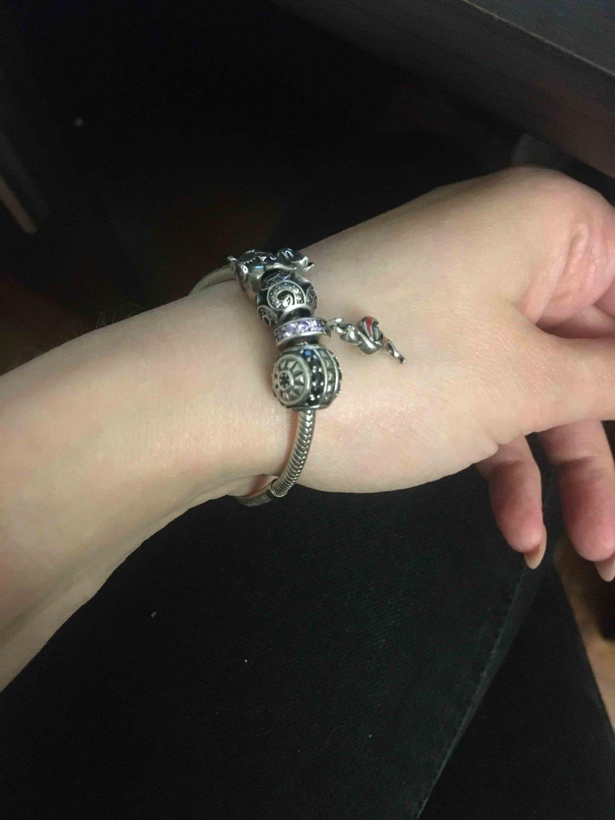 Толстая цепь, прочный браслет