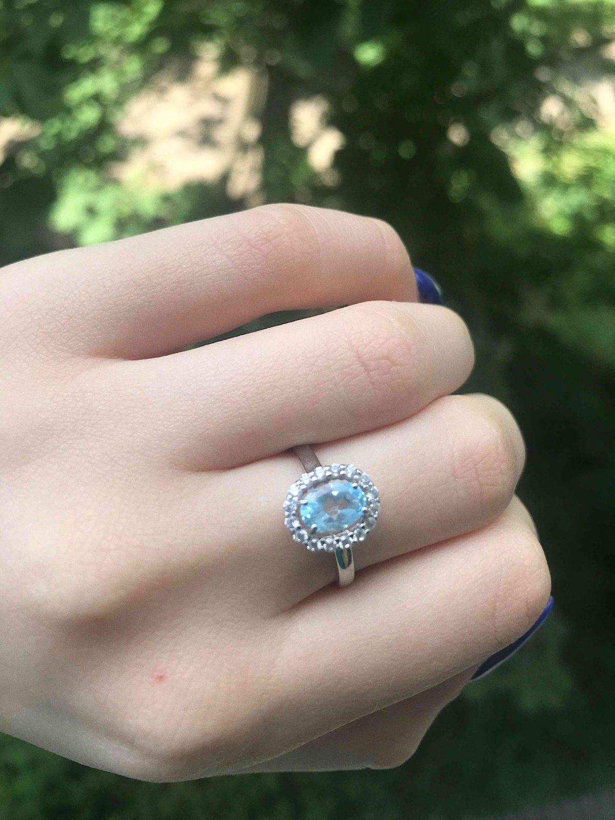 Безумное кольцо!