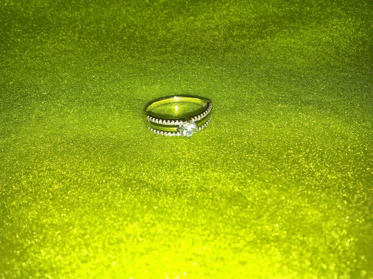 Ослепительное кольцо!