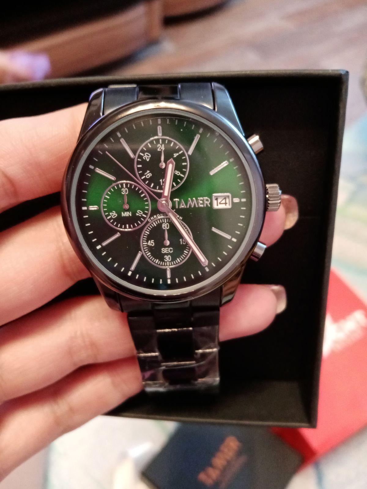 Очень классные часы, подарок другу 👍