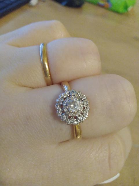 Шикарное кольцо)