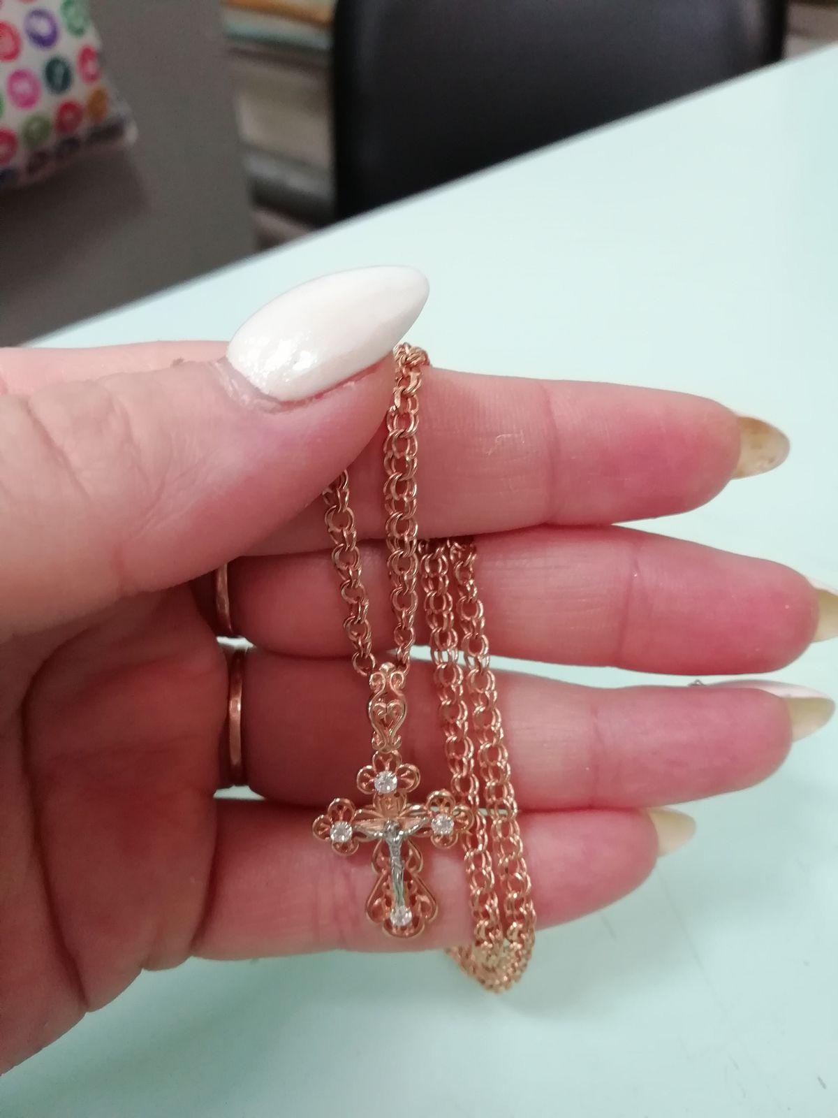Классный крестик, красивый!!)))