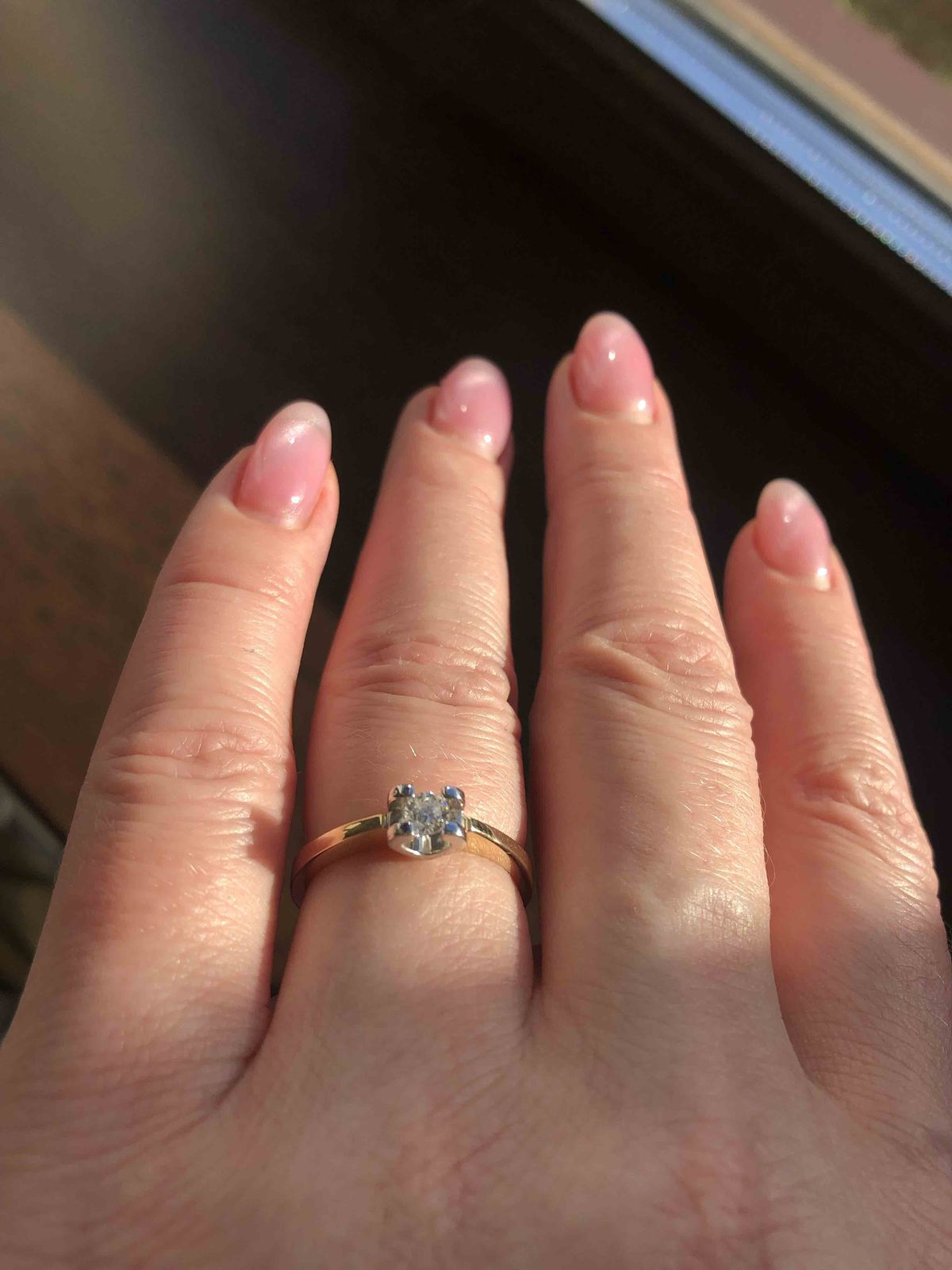 Кольцо очень хорошее !