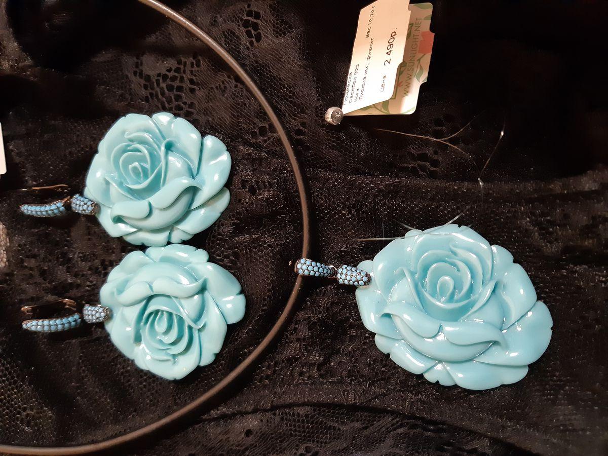 Голубые розы - сказочно!