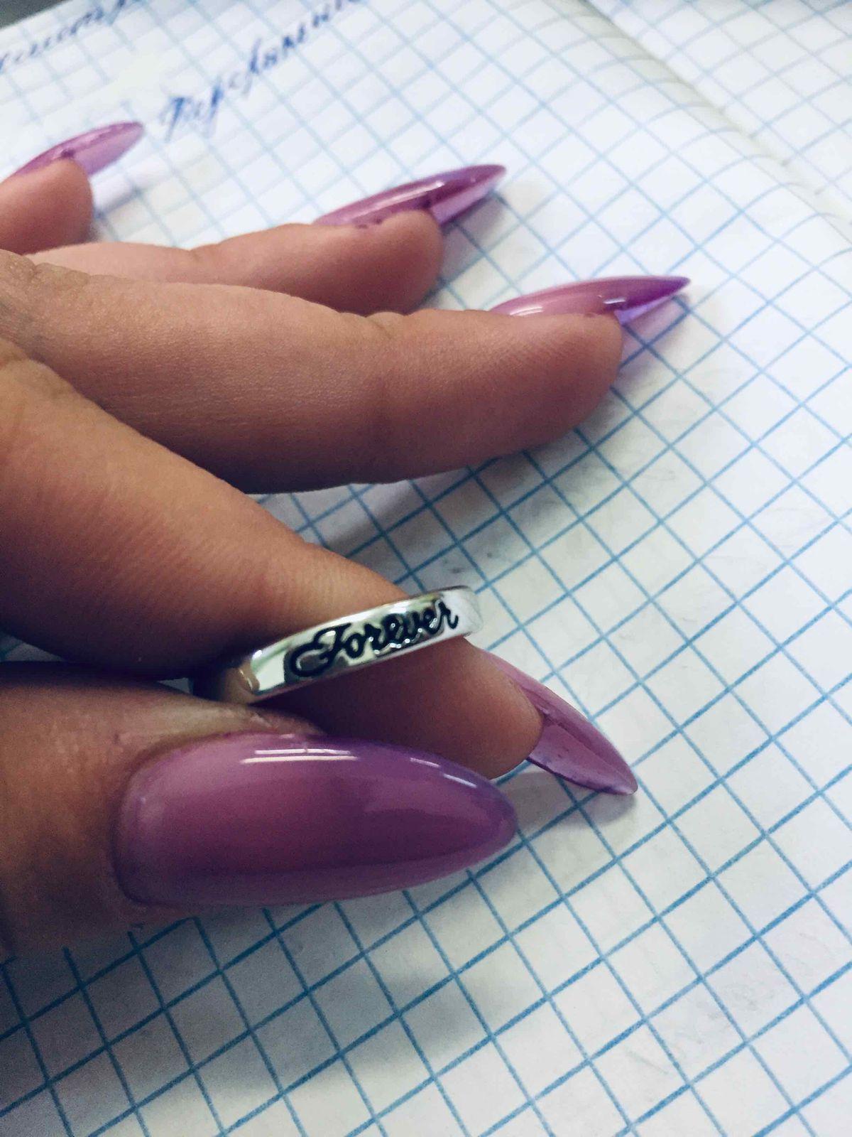 Серебрянное колцо