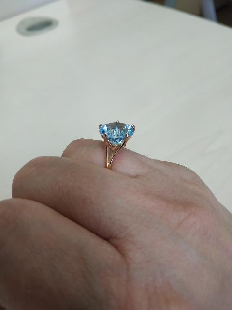 Волшебный перстень.