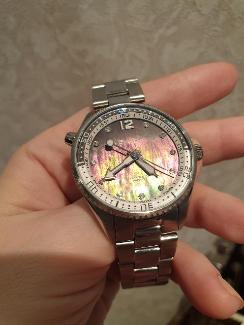 Часы просто бомба !