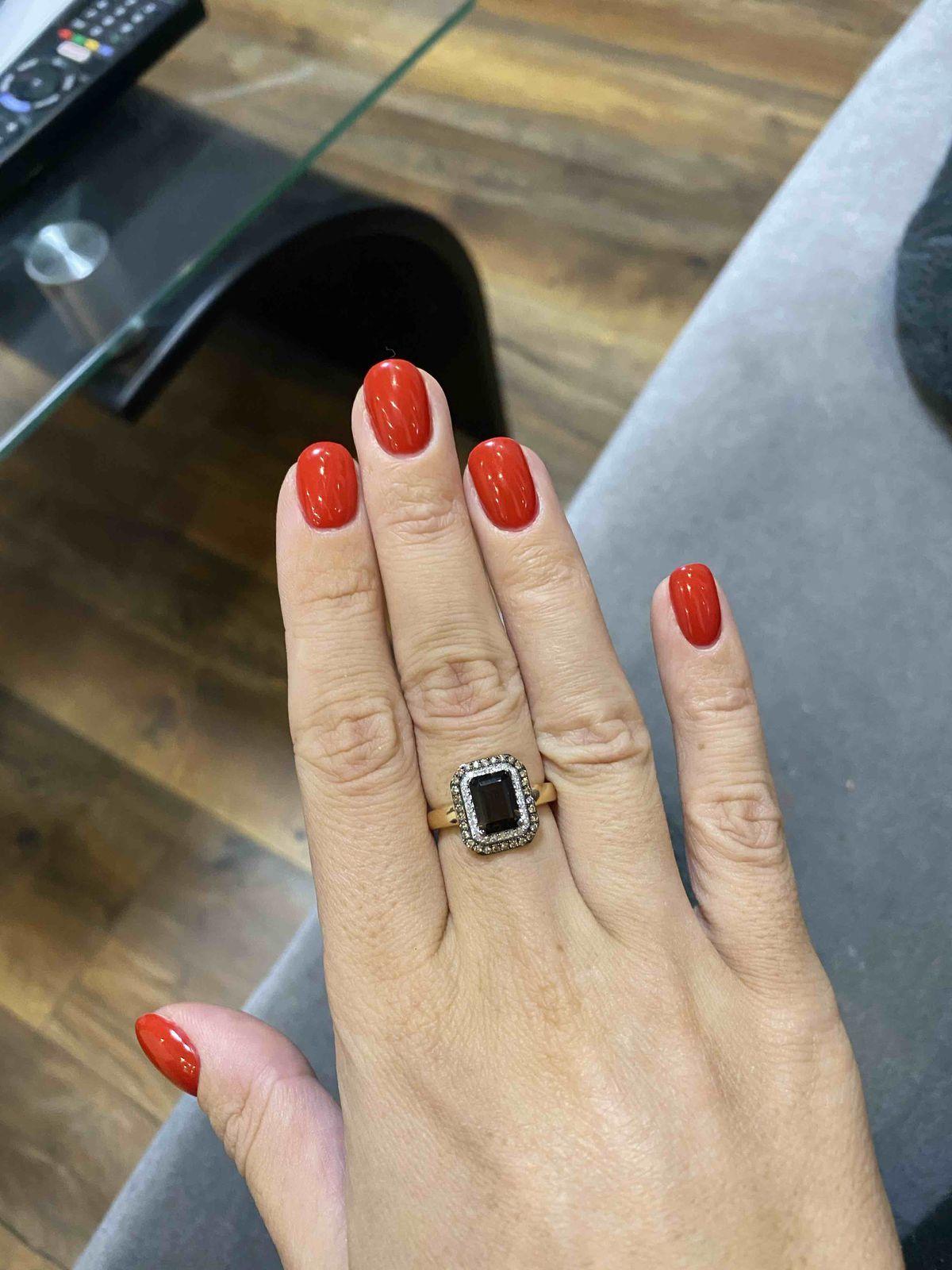 Вечернее кольцо