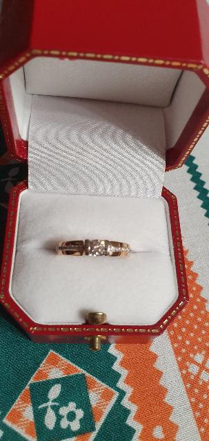 Купил на помолвку