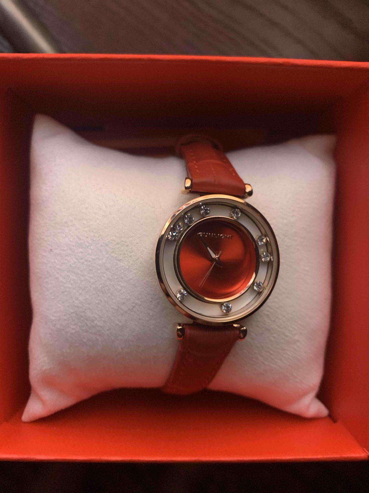 Очень хорошие часы, тоненький ремешок