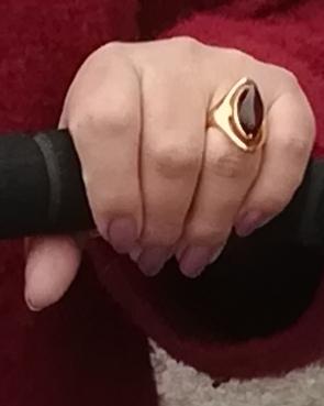 Кольцо просто шикарное!!