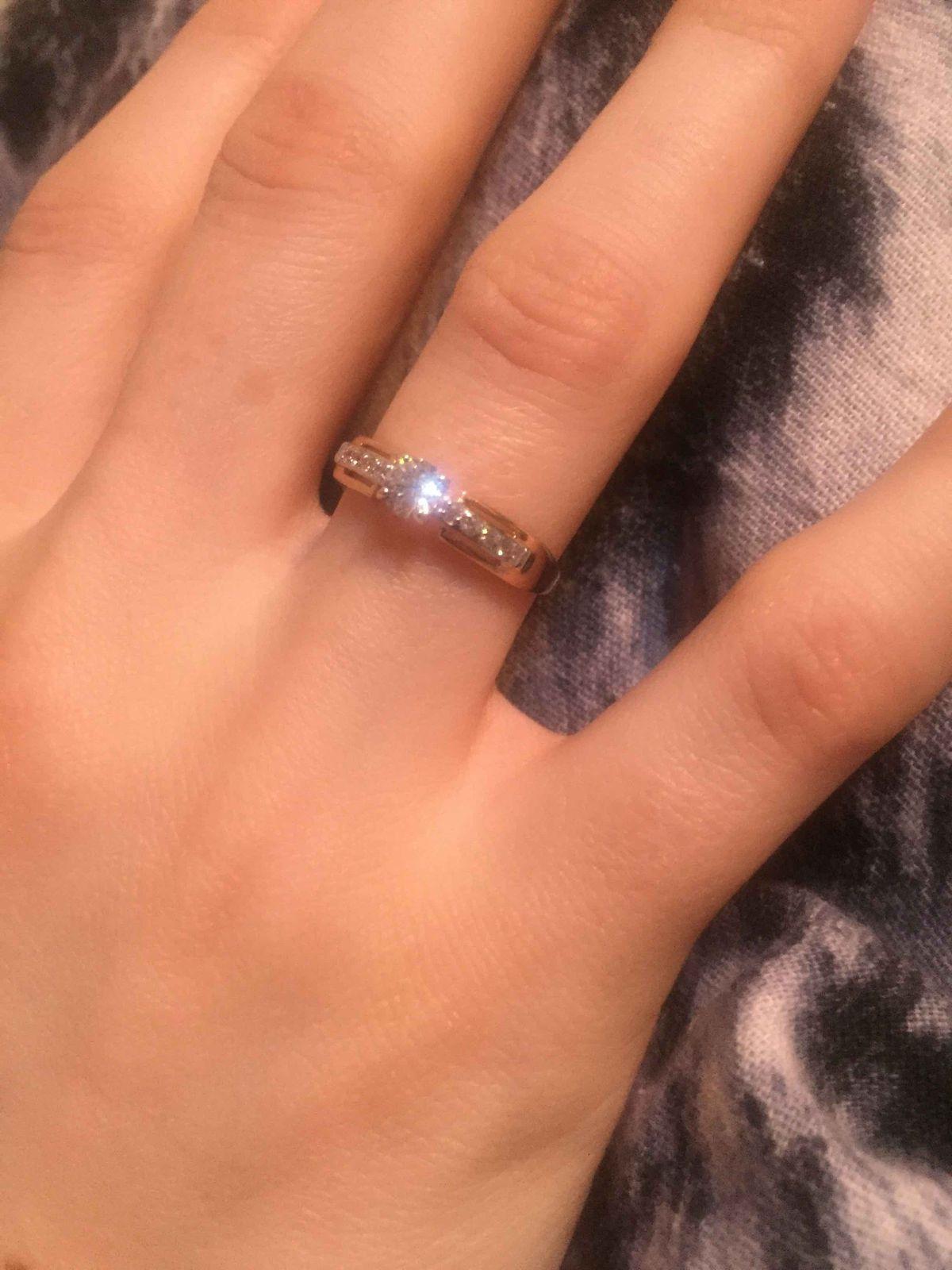 Отличное кольцо рекомендую.