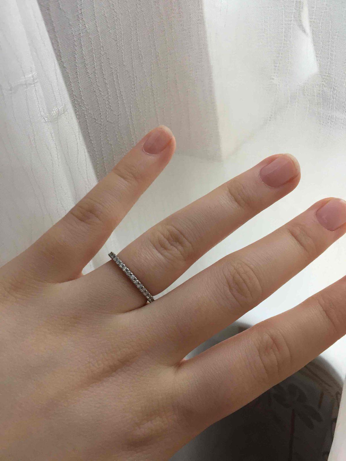 Удобное, аккуратное кольцо