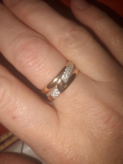 Колечко,кольцо...