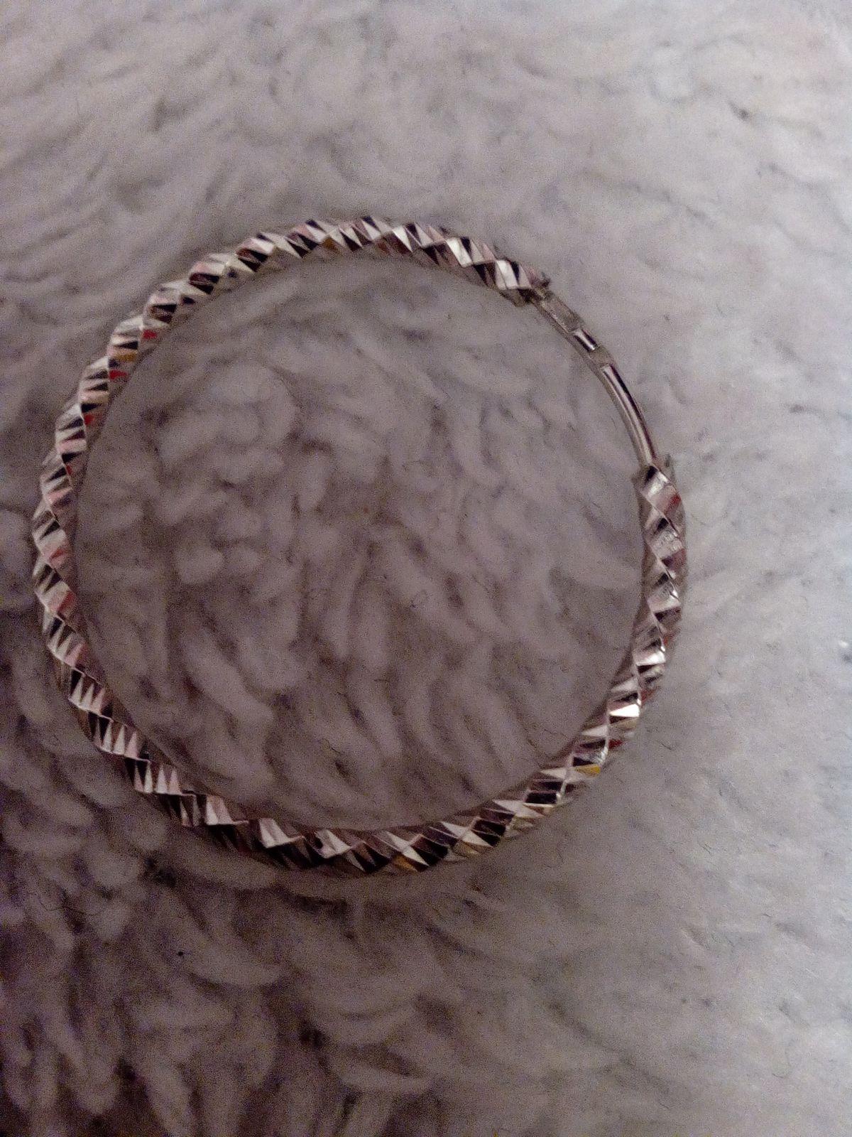 Отличные серьги кольца!