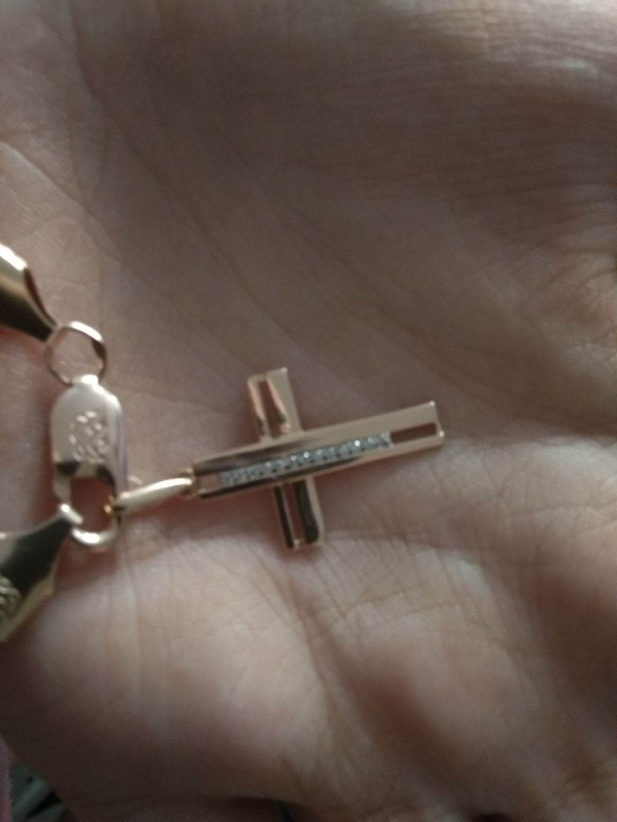 Крест (подвеска)