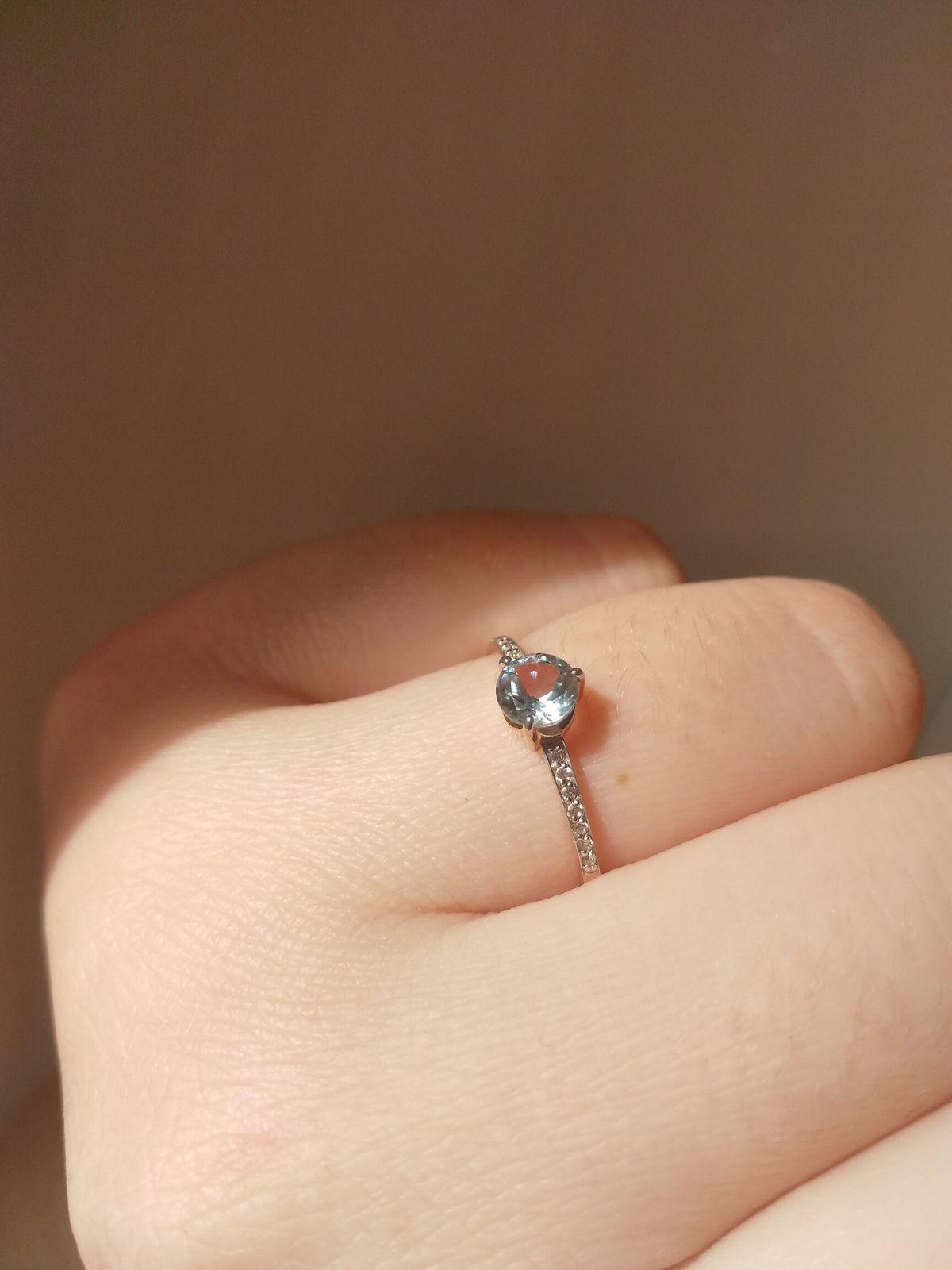 Мое любимое кольцо.