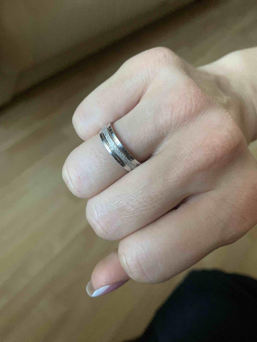 Кольцо просто супер! не могу нарадоваться целый день!