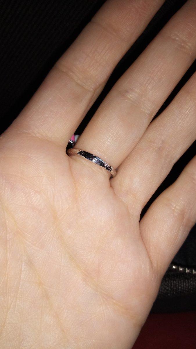 Нежность на пальчике