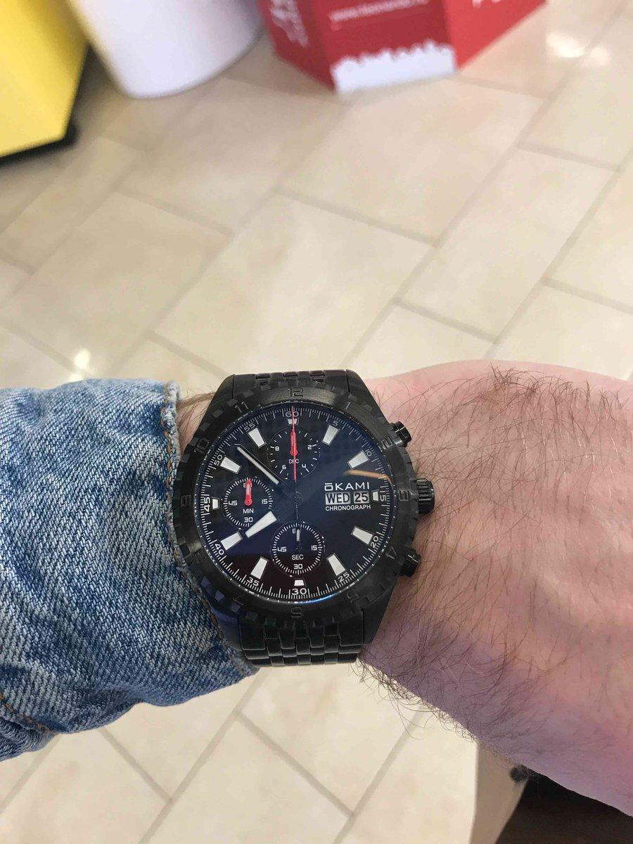 👍 отличные часы