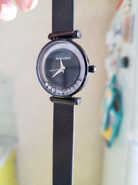 Часы огонь)))