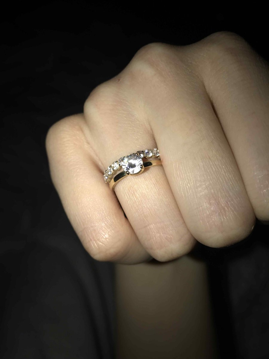Самое красивое кольцо