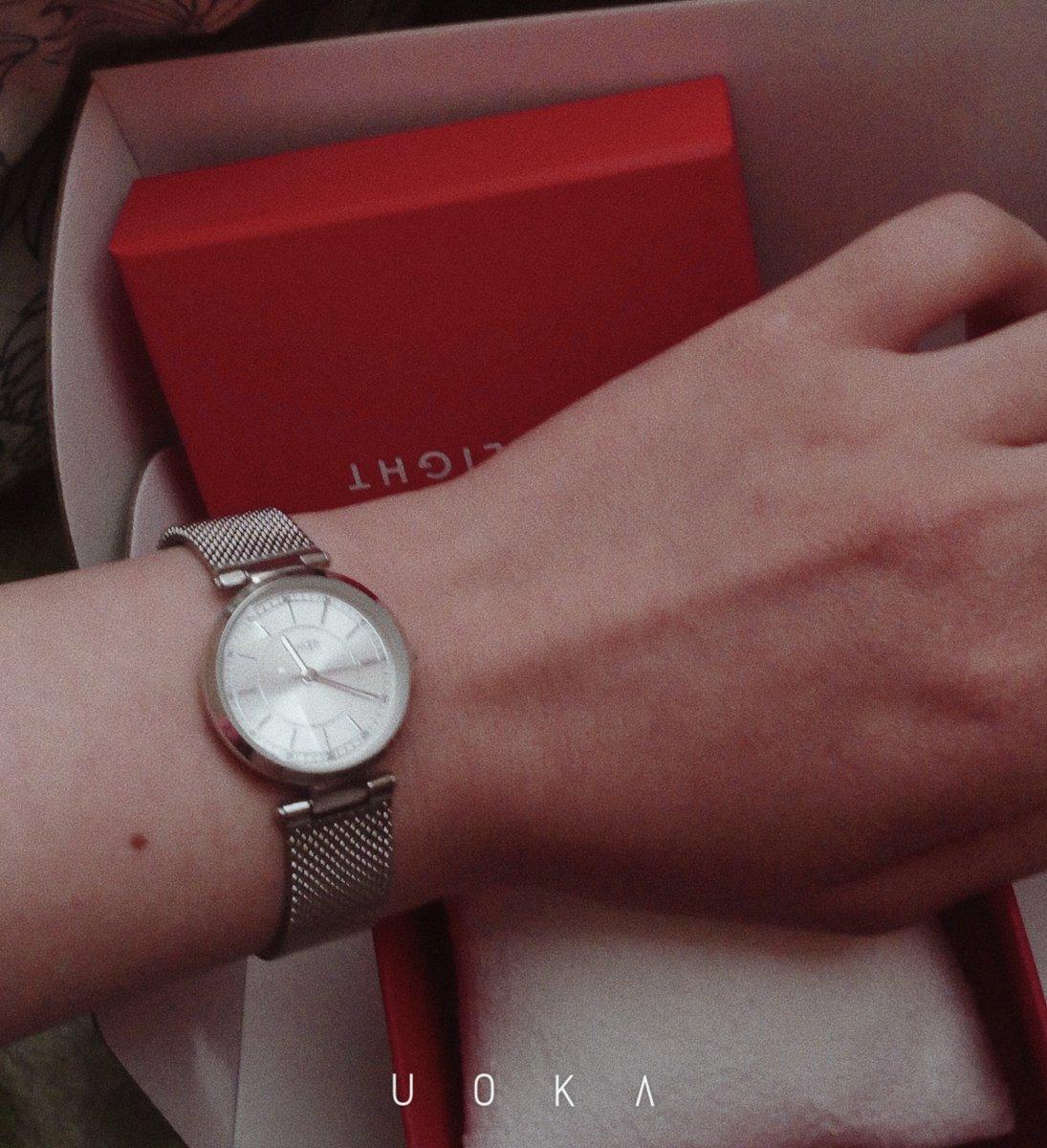 Эти часы теперь мои любимые!!!