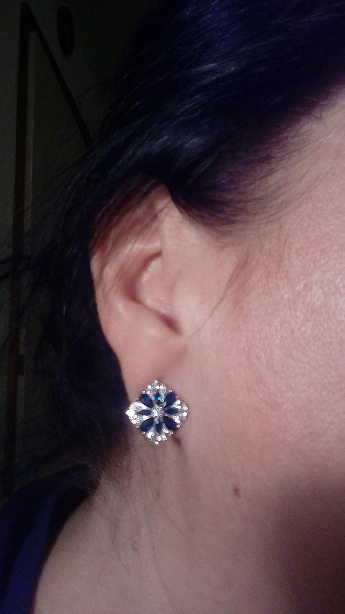 Королевский синий кварц