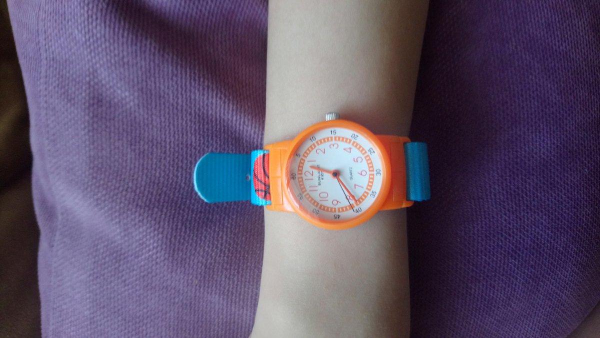 Часы сыну, очень счастлив!