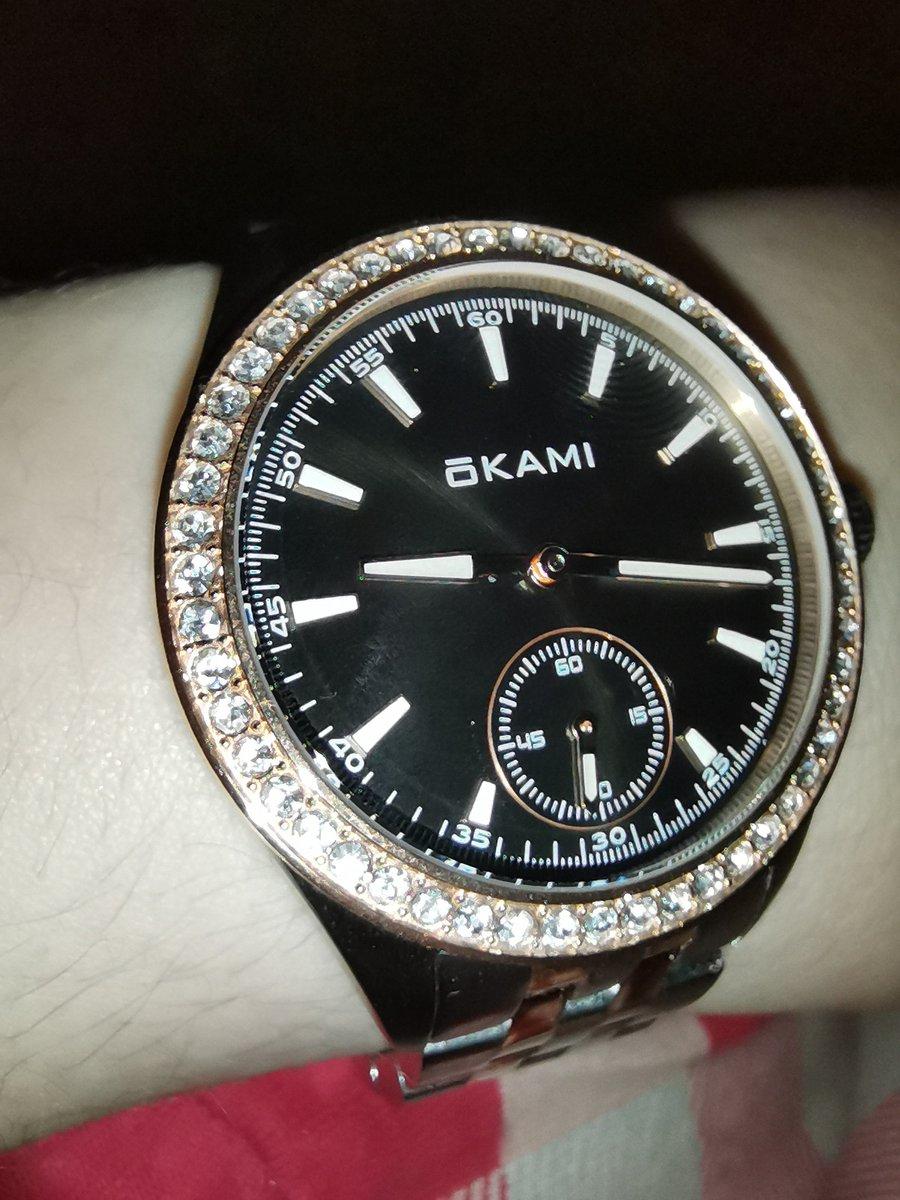 Часы просто великолепные, я в восторге