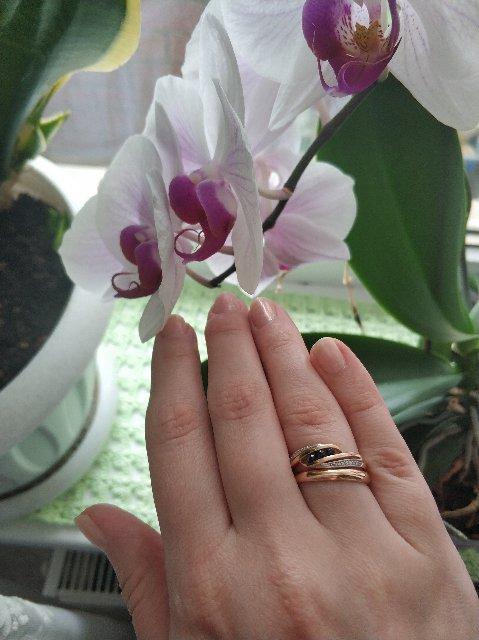 Очень симпатичное кольцо на каждый день