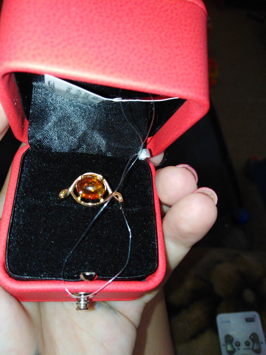 Оболденное нежное кольцо